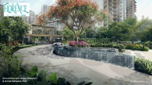 the-florence-residences-entrance-singapore