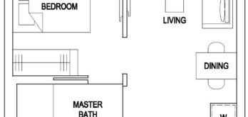 the-florence-residences-floor-plan-1-bedroom-classic-1b1-hougang-singapore
