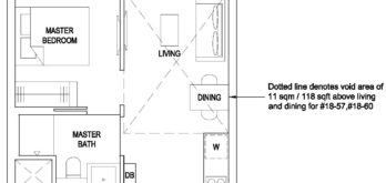 the-florence-residences-floor-plan-1-bedroom-classic-1b1(ph)-hougang-singapore