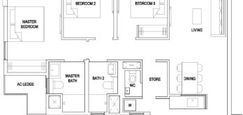 the-florence-residences-floor-plan-3-bedroom-deluxe-3d1-hougang-singapore