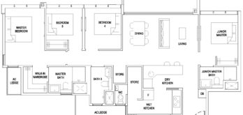 the-florence-residences-floor-plan-4-bedroom-deluxe-4d1a-hougang-singapore